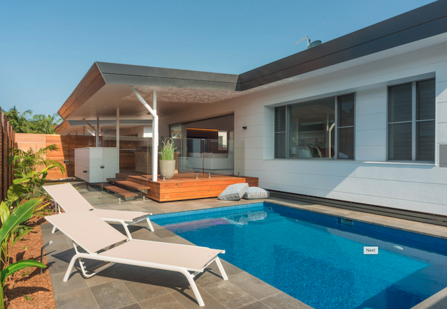 Kaylani Luxury Beach House Byron Bay Accommodation Beach Houses of Byron