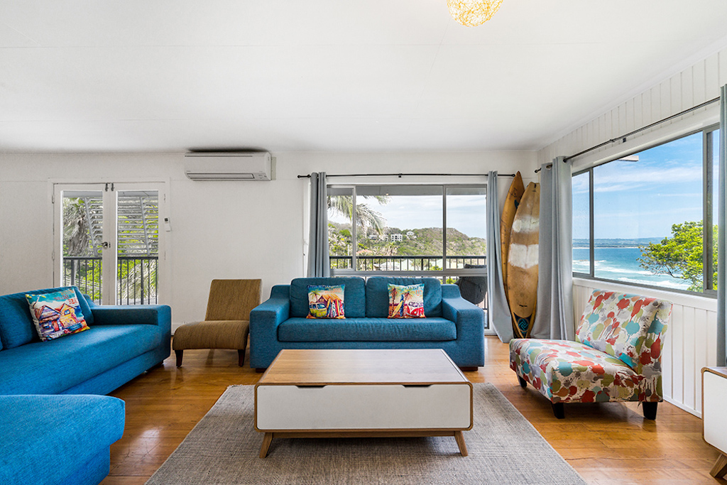 Wategos Beach Shack Byron Bay Accommodation Beach Houses of Byron
