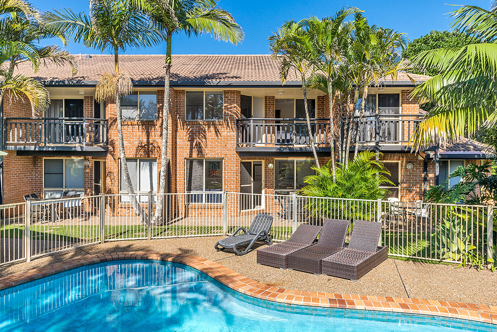 Bayside Court Apartments Byron Bay Accommodation Beach Houses of Byron