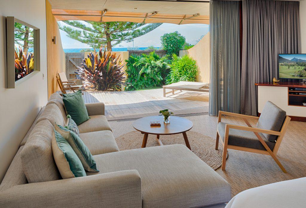 Beach Suites Room