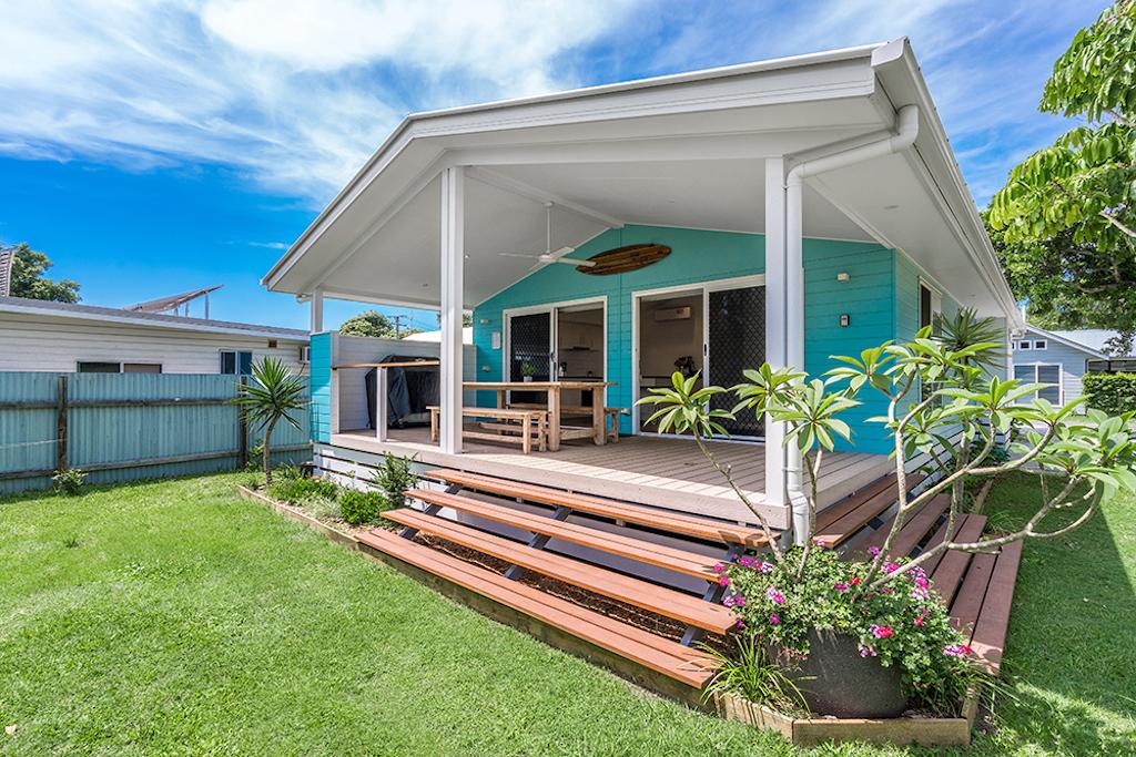 Harveys Beach House Byron Bay Accommodation Beach Houses of Byron