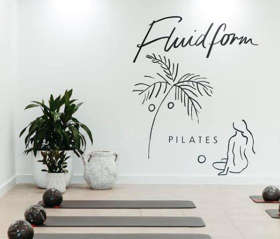 Fluidform pilates
