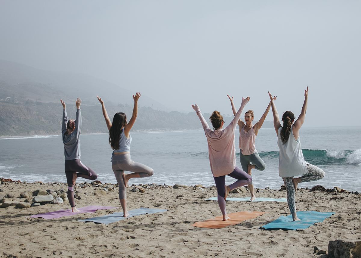 Byron Bay Yoga Health Wellness Things to do Beach Houses of Byron
