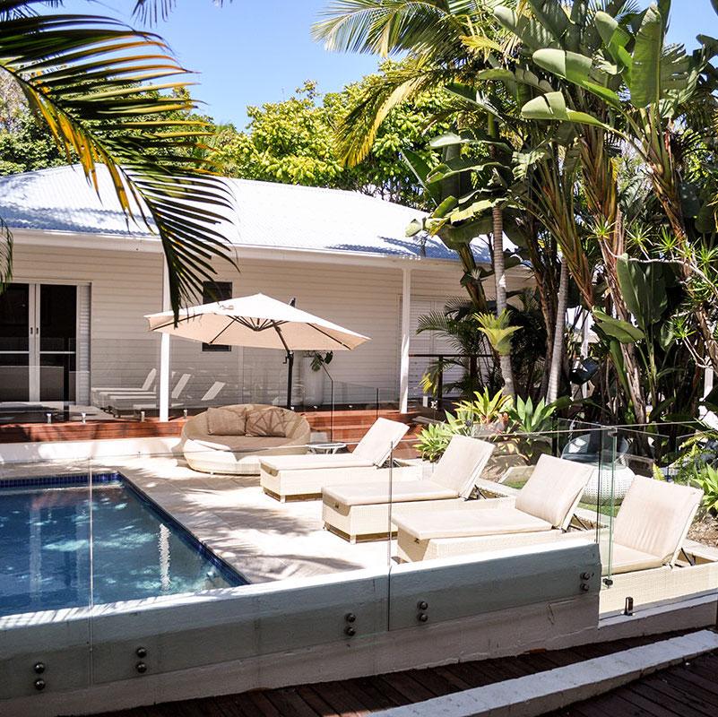 Beach Houses Byron Bay Cove Studios